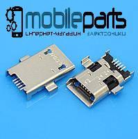 Коннектор зарядки Asus ME102 | ME180 | ME372 | ME373 | ME301 | ME302 | ME375 (micro USB)