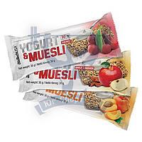 BioTech Yogurt & Muesli протеиновый батончик спортивное питание полезный перекус спортивное питание