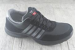 Кроссовки, мокасинына шнурках Paolla, обувь мужская осенняя, повседневная, Украина