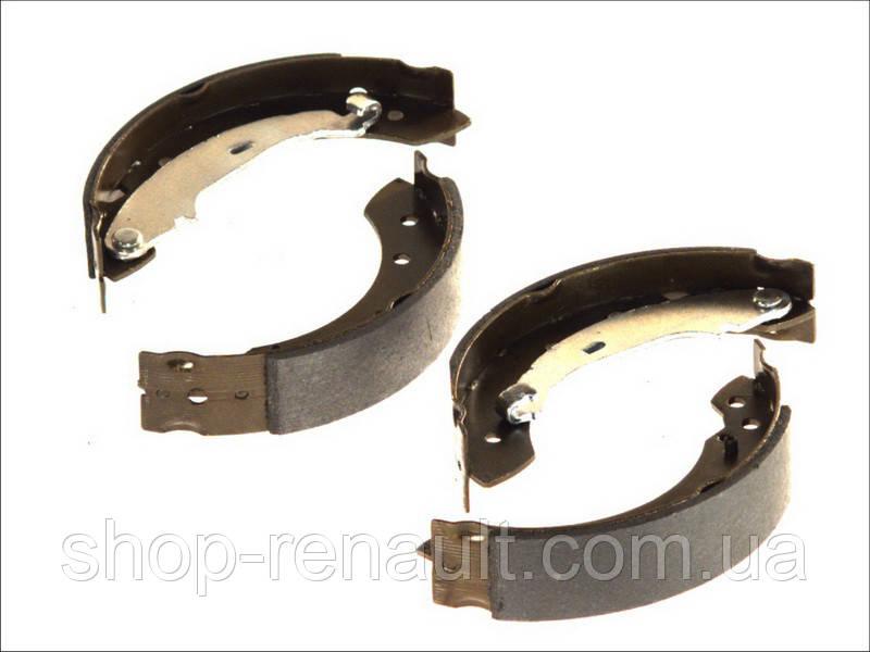 Колодки тормозные задние 203X39 (c ABS) MEYLE, 16-14 533 0000