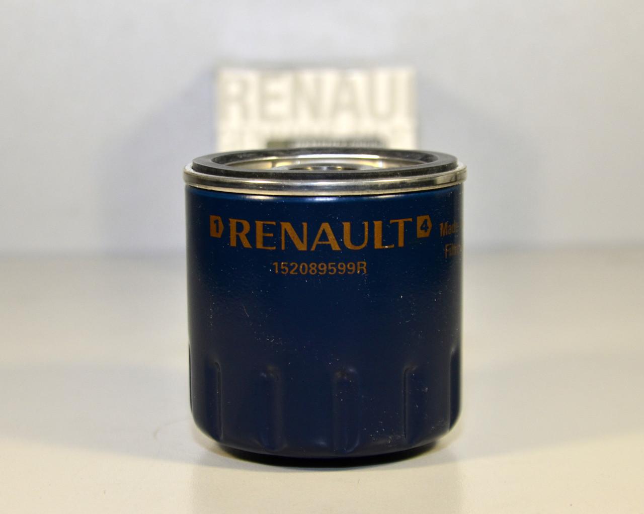 Фильтр масла на Renault Megane III - Renault (Оригинал) - 152089599R