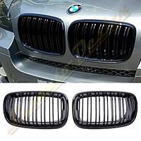 Решетки радиатора для BMW X5/X6 E70/E71, фото 1