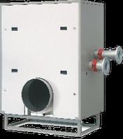 Конденсационные Экономайзеры для газовых котлов мощностью 100кВт-30МВт