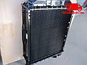 Радиатор водяного охлаждения МТЗ 1221, 1222 с дв. Д 260.2 (5-х рядн.) (г.Оренбург) 1321-1301015 Ціна з ПДВ. , фото 2