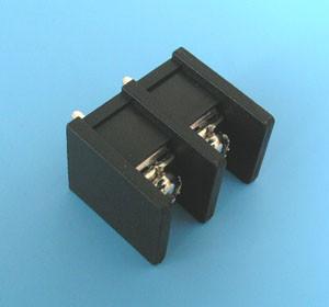 ETB5302202 Клемник 2 контакту на плату, 300В 20А крок 10,0 мм