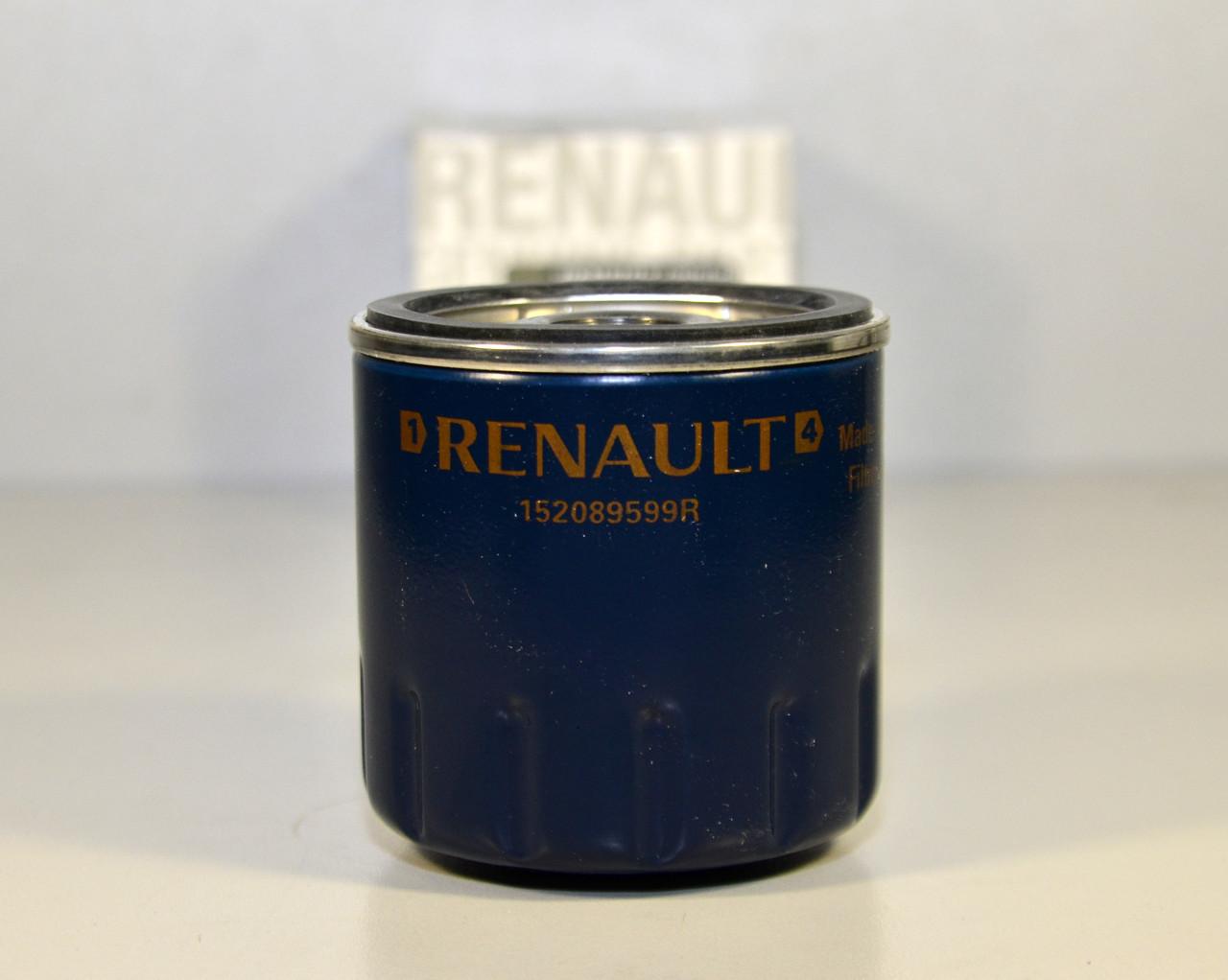 Фильтр масла на Renault Duster - Renault (Оригинал) - 152089599R