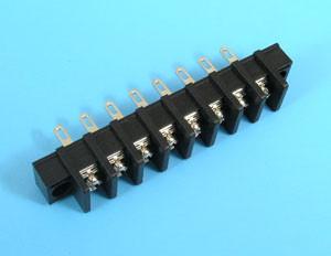 ETB5103108 Клеммник 8 контактов на блок, 300В 15A шаг 8,25мм