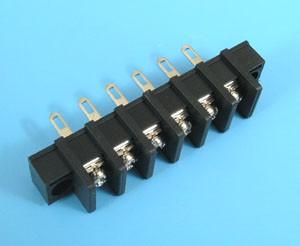 ETB5103106 Клеммник 6 контактов на блок, 300B 15A шаг 8,25мм