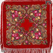 Павлопосадский платок Медовый полдень, фото 2