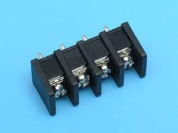 ETB5102204 Клеммник 4 контакта на плату, 300В 15А шаг 8,25мм