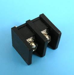ETB5102202 Клеммник 2 контакта на плату, 300В 15A шаг 8,25мм