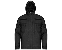 "Куртка (бушлат) зимний ""Милитари"" Черный"