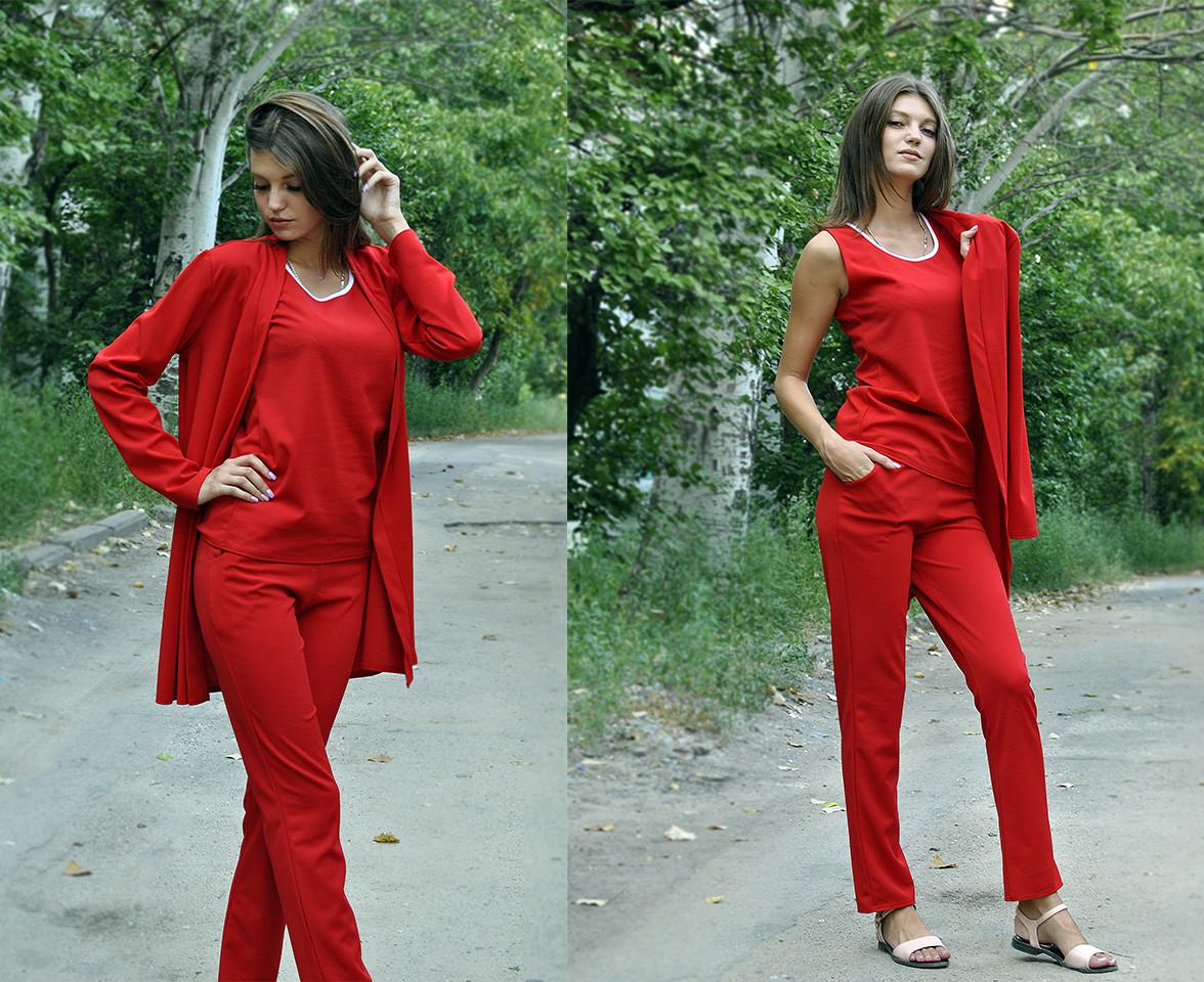 3b0428f00e4d Брючный костюм тройка: продажа, цена в Николаеве. костюмы женские от ...