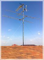 Установка антенны и регулировка. Усиление мобильной связи.