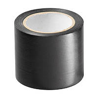 Изолента черная 50 мм х 10 м MTX 888589