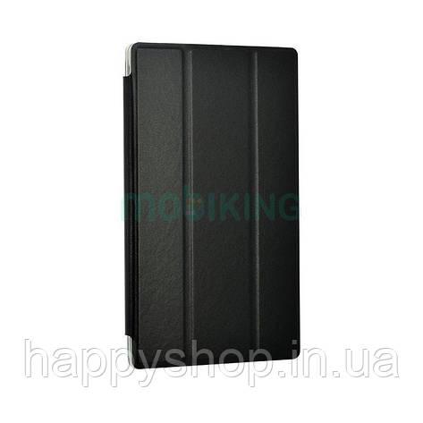 "Чехол-книжка Goospery Soft для планшета Samsung T580/T585 Galaxy Tab A 10.1"" (Черный), фото 2"