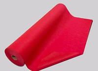 Простынь одноразовая красная 23 гр/м2  0,8 х 100 м