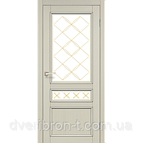 Двери Корфад Classico CL-05  орех, дуб грей, беленый дуб, фото 2