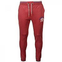 Штаны SoulCal Deluxe Tipped Jogging Red - Оригинал, фото 1