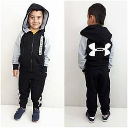 Спортивный костюм Under Armour  на мальчика 134 см