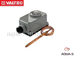 Термостат с погружным датчиком Valtec AC616 для систем отопления (VT.AC616I.0) Италия