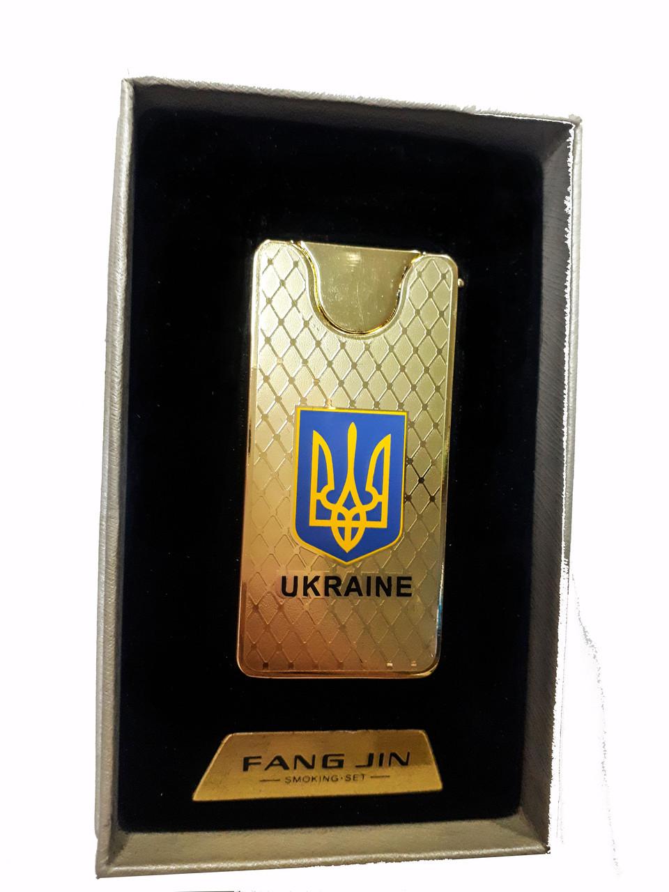USB Зажигалка электрическая Fang Jin Ukraine