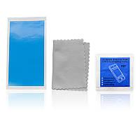 Набор для установки защитного стекла на телефон (салфетка + спиртовая салфетка + клейкая пленка для пыли)