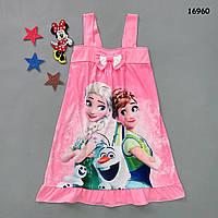Нічна сорочка Frozen для дівчинки., фото 1