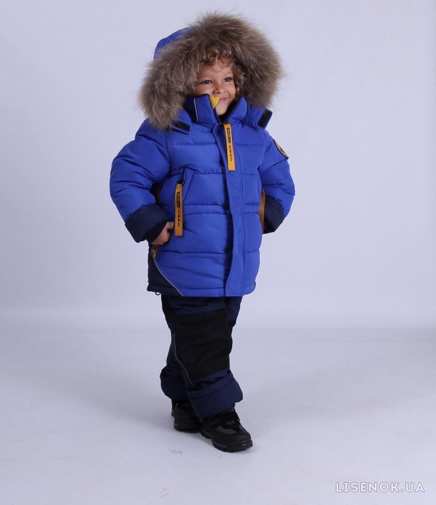 Костюм зимний для мальчика ТМ Danilo