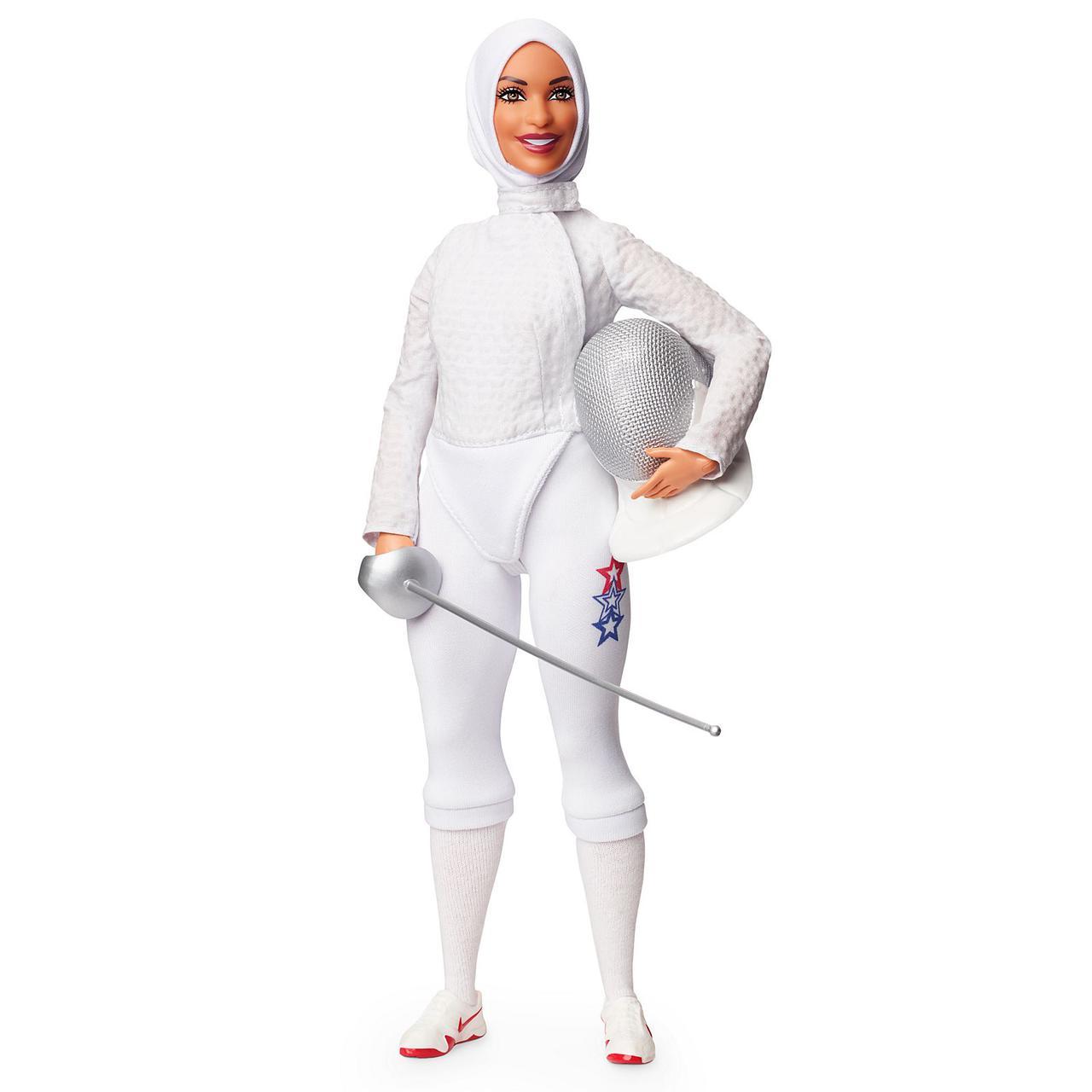 Барби Ибтихадж Мухаммад Вдохновляющие женщины