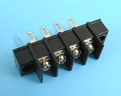 ETB5403104 Клеммник 4 контакта на блок, 300В 10A шаг 7,62мм