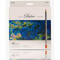 """Кольрові олівці 7100-48СВ 48 кольорів Marco """"Raffine"""""""
