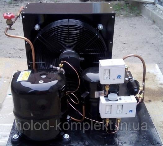 Среднетемпературный холодильный агрегат R404a/507 , 1450 Вт. холод. (220 V), фото 2