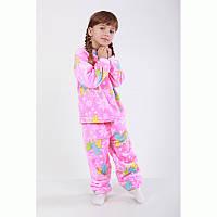 Пижама махровая цветная, фото 1