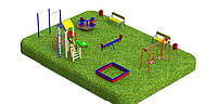 Детская площадка 5930, фото 1