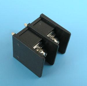 ETB5402202 Клеммник 2 контакта на плату, 300В 10A шаг 7,62мм
