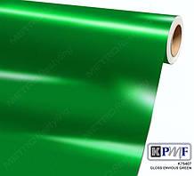 Envious green kpmf 75407, яркая зеленая глянцевая пленка