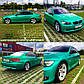 Envious green kpmf 75407, яркая зеленая глянцевая пленка, фото 3