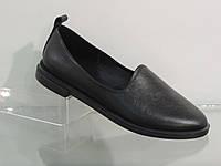 Женские модные кожаные туфли, мягкие, удобные.