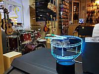 "3D ночник ""Барабан"" 3DTOYSLAMP"