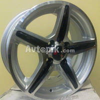 Литые диски Sportmax Racing SR253 R15 W7 PCD5x100 ET38 DIA67.1 (LGMP)