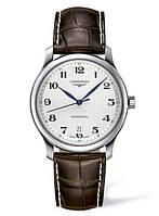 Мужские механические наручные часы Longines Master Collection Automatic White