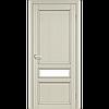 Двери Корфад Classico CL-07  орех, дуб грей, беленый дуб