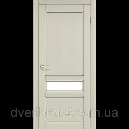 Двери Корфад Classico CL-07  орех, дуб грей, беленый дуб, фото 2