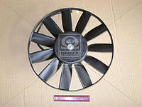 Электровентилятор охл. радиатора ГАЗЕЛЬ (ЗМЗ 406) 12В (пр-во г.Калуга), фото 1
