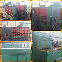 Прес для металобрухту б/у Y81F-250B
