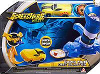 Игровой набор Дикие Скритчеры Пускатель Дисков Screechers Wild , фото 1