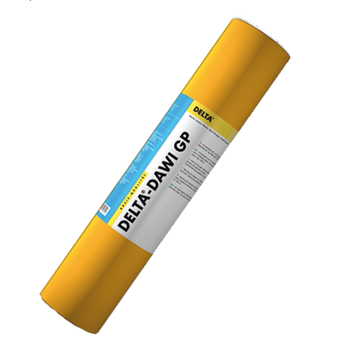 Пароизоляционная пленка Dorken DELTA-DAWI GP 2х50 м