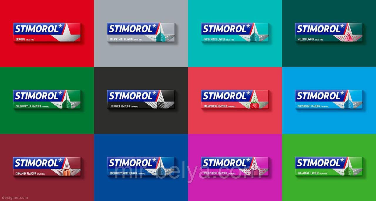 Жев. резинка Stimorol в ассортиментеНет в наличии 3