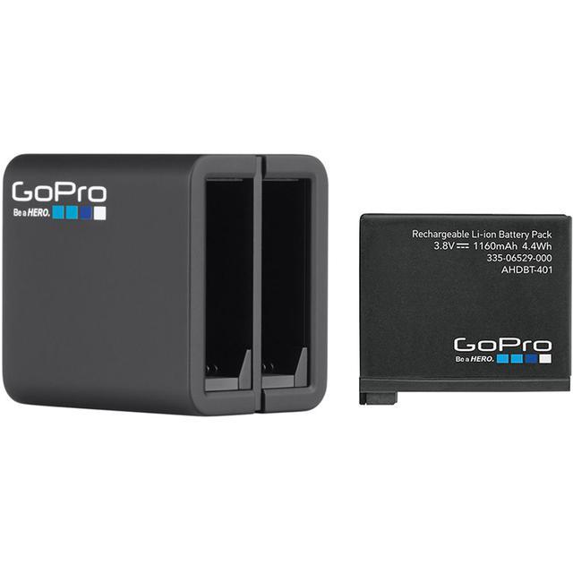 Аккумуляторы и зарядные устройства для GoPro